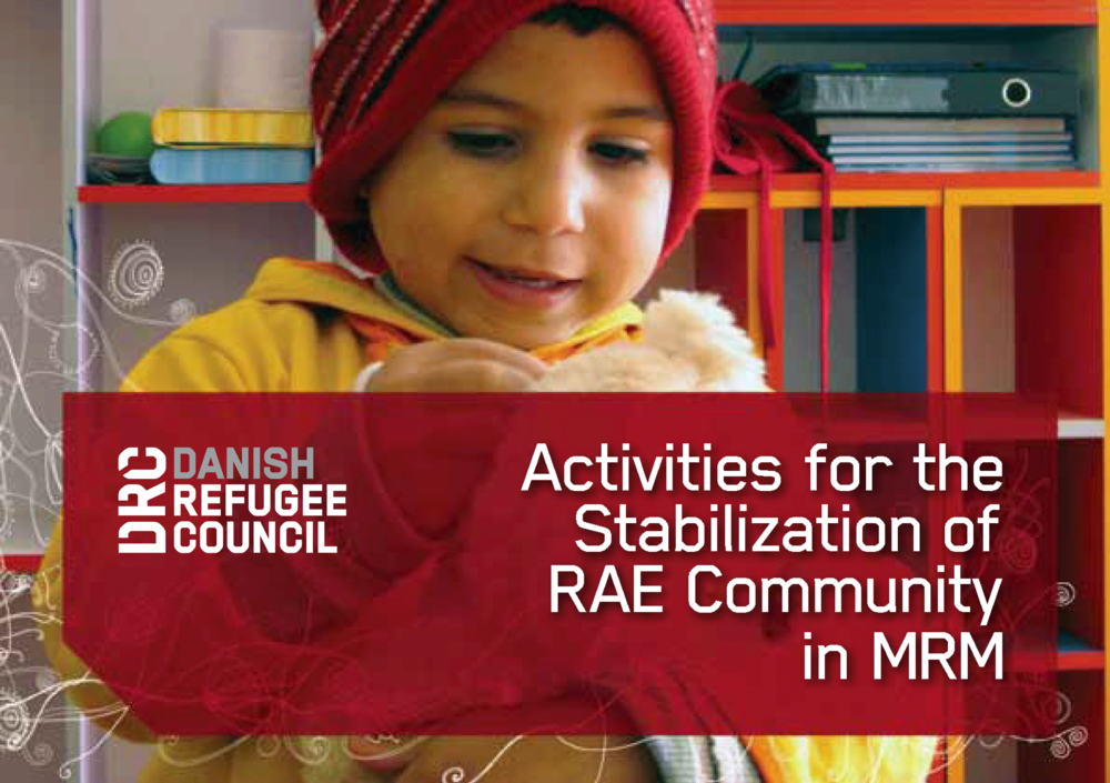 Activities for the Stabilization of RAE community in MRM