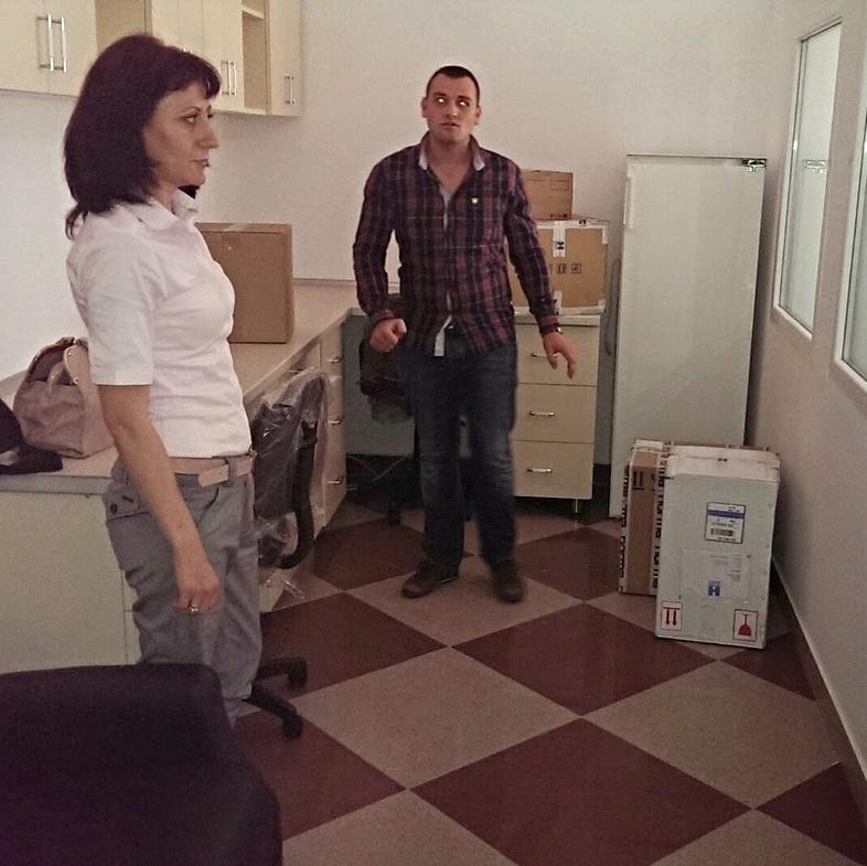 Medical laboratory, Prizren