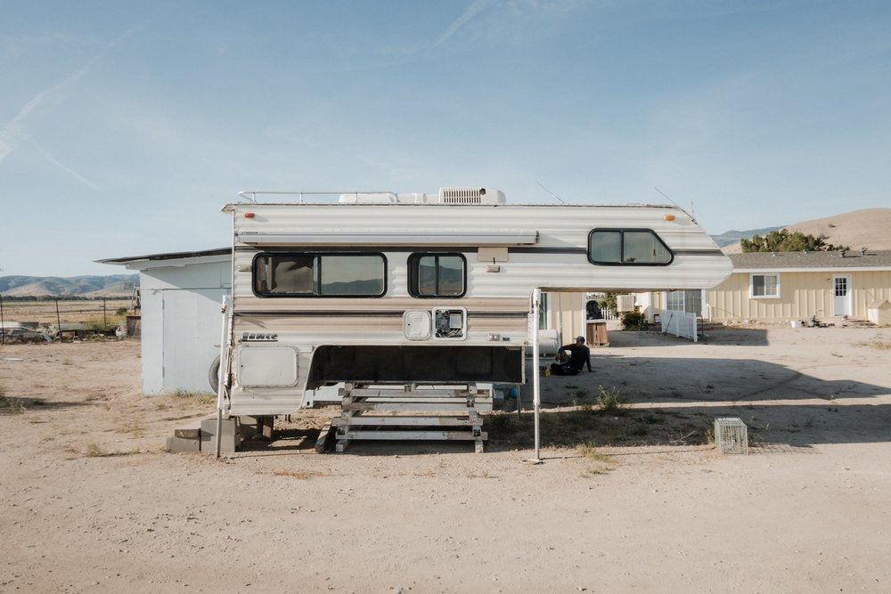 My trailer.
