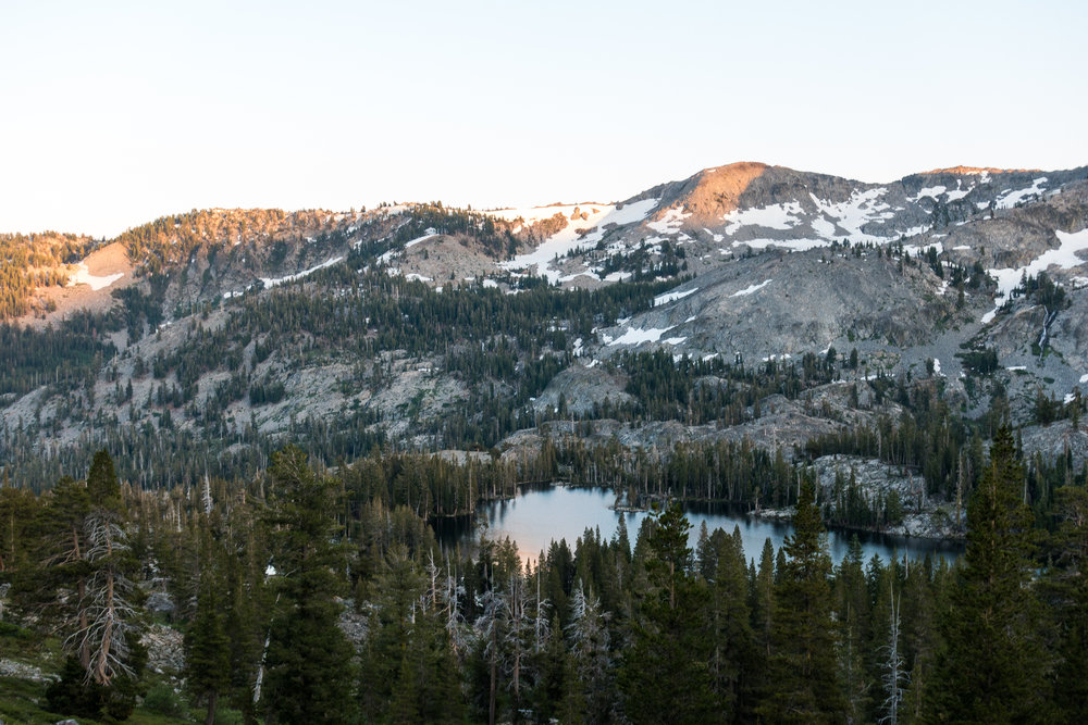 Desolation Wilderness.