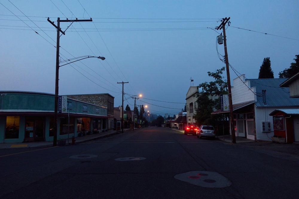 Etna Main Street.