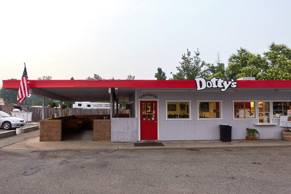 Dotty's.