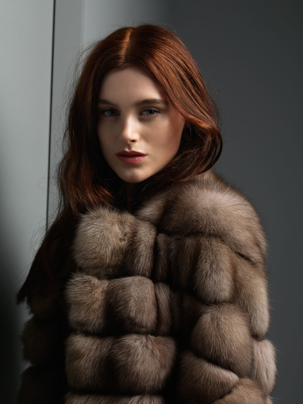 Tortora Russian Sable 3/4 Coat