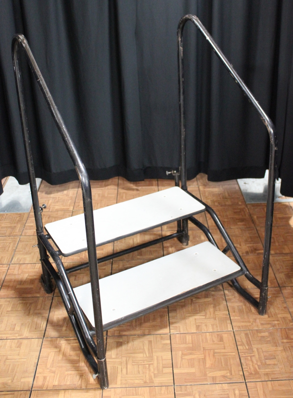 "Two Step Stairs for 24"" stage  $ 70.00"