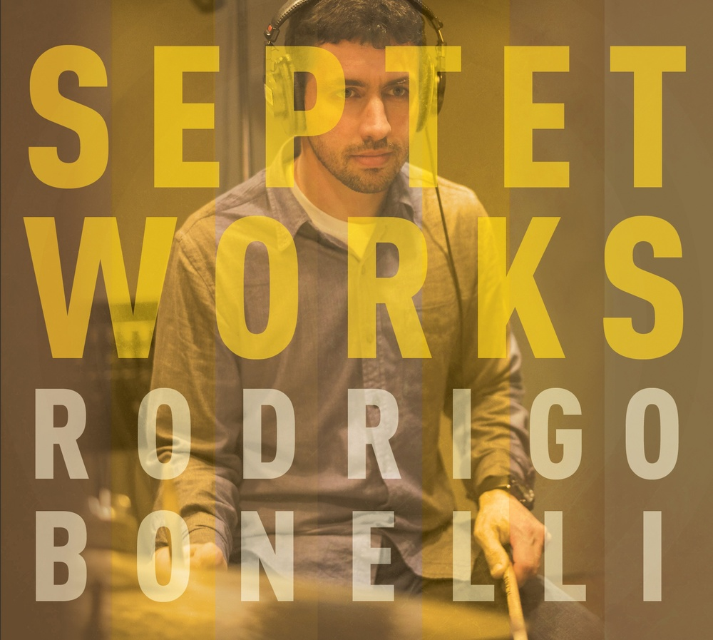 Septet Works features seven modern jazz compositions, written and arranged by Rodrigo Bonelli. The music on this diverse album features beautiful ballads played by pianist Don Friedman and rhythmic Latin influenced tunes.