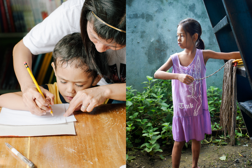 ASCT | Children of the Dump | Philippines