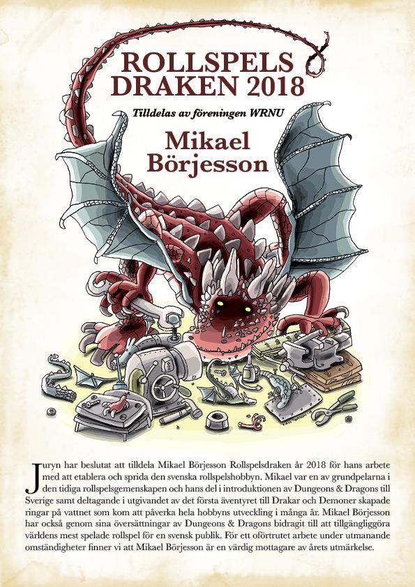 Illustration: Kjell Thorsson Formgivning: Magnus Seter
