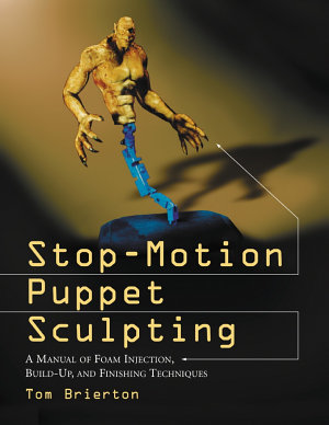 Stop-Motion Puppet Scultping