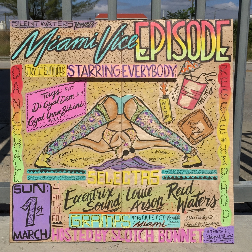 Episode 1 Flyer