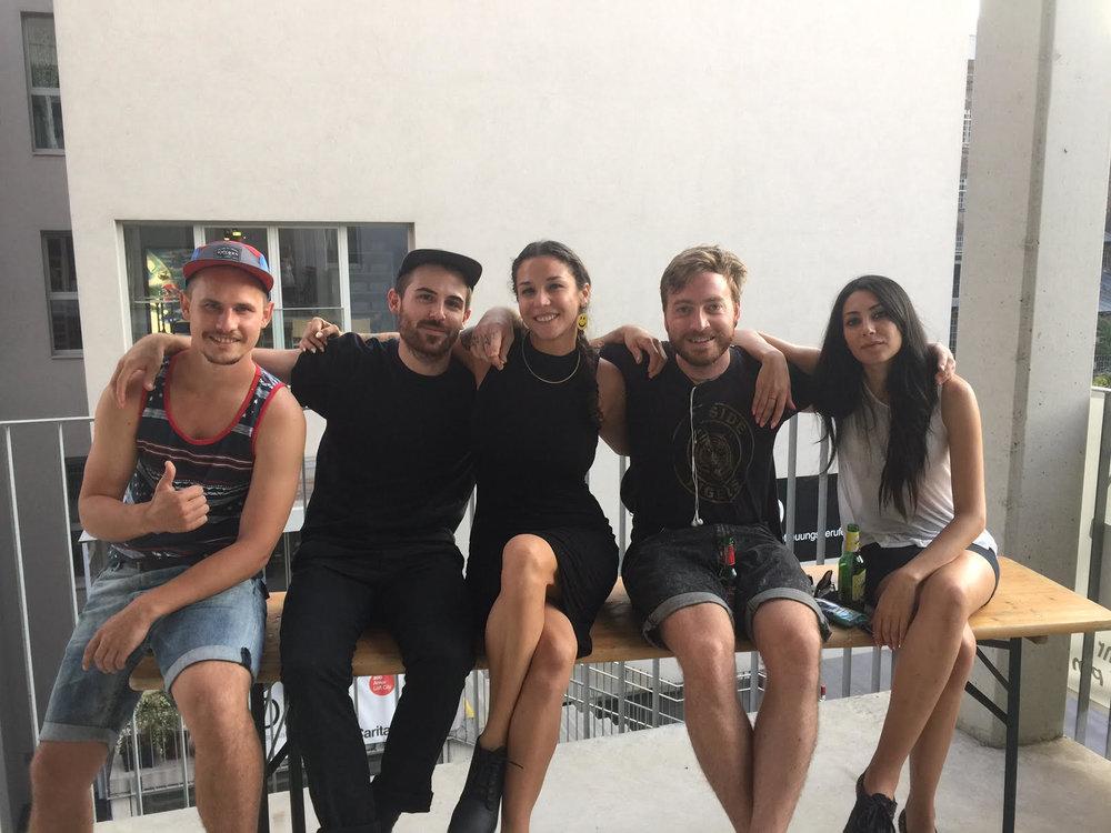 Sebastian Shager, Peter Phobia, me, Boicut, Z