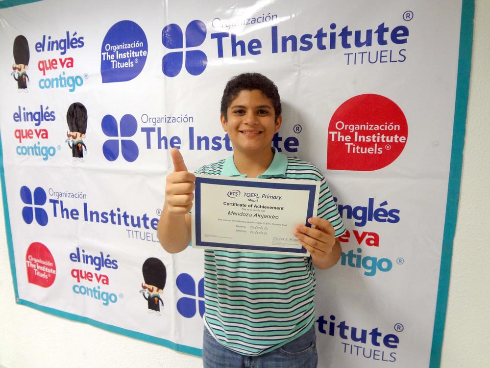 The Institute Veracruz Gómez Farías.