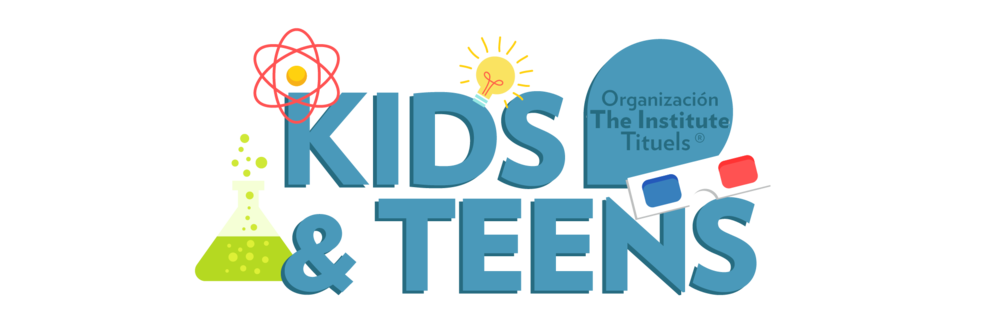 Kids Teens Ninos Y Adolescentes Organizacion The Institute Tituels