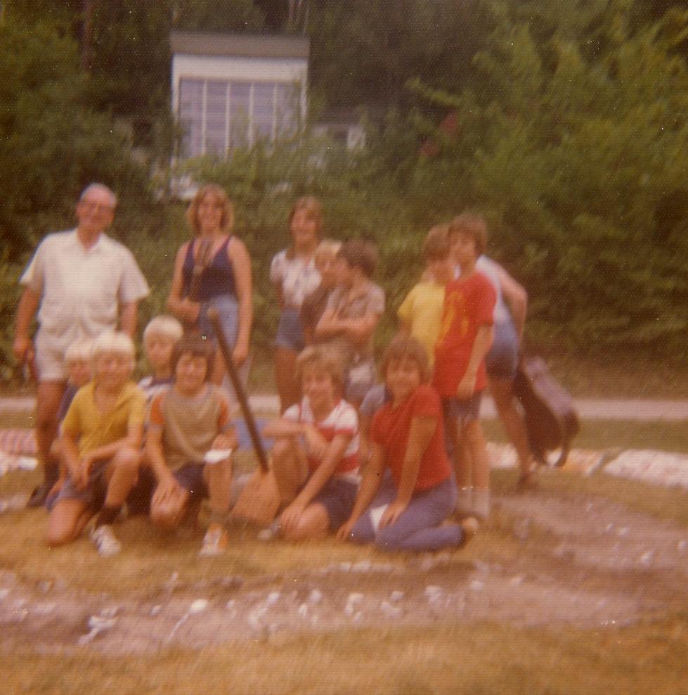 1970's- cabin path sun dial.jpg