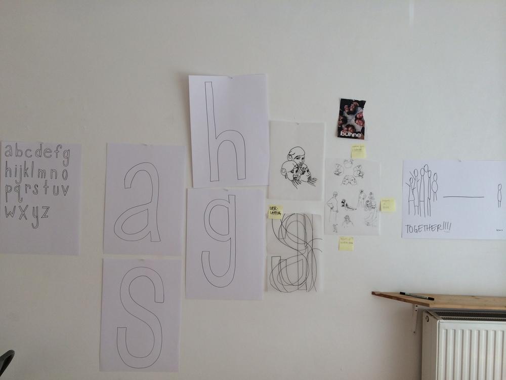 8/9/14 Wall of ideas