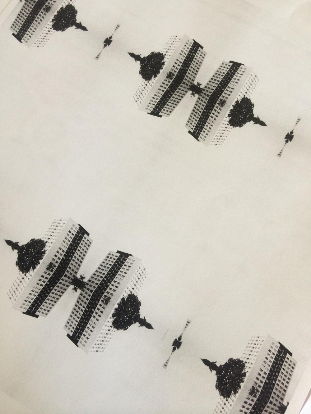 9/16 Fabric design ideas