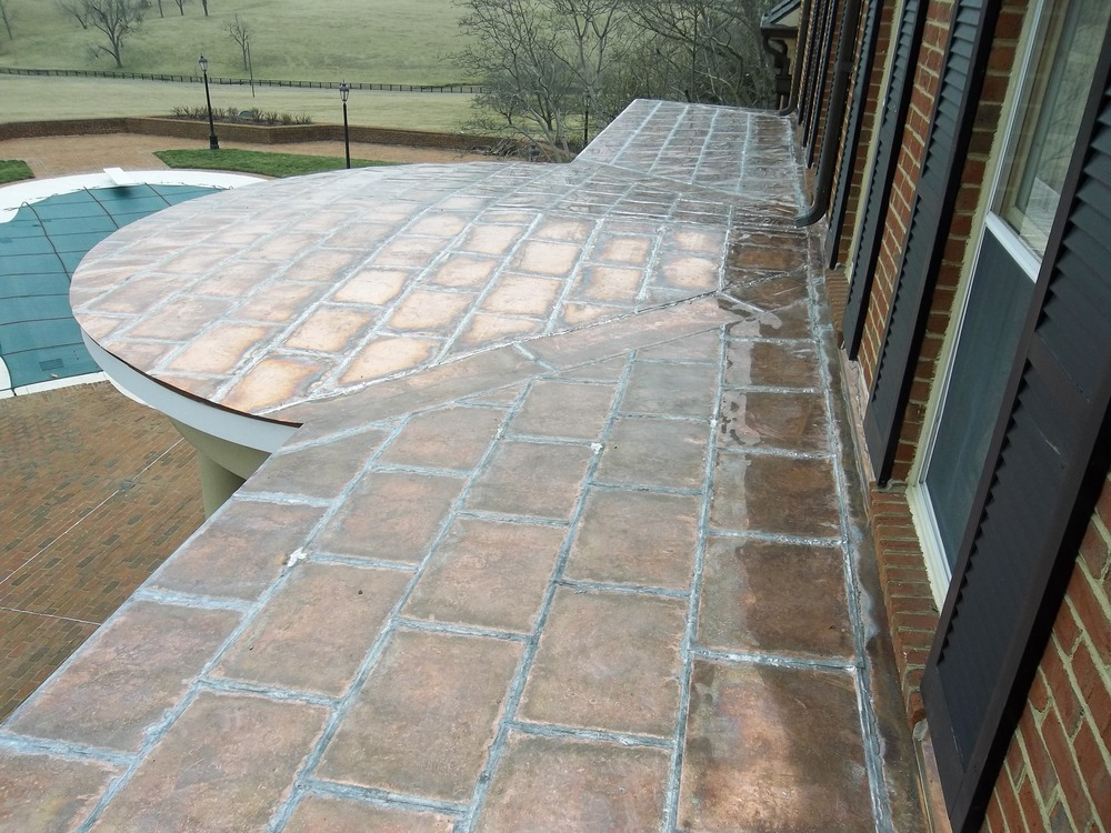 Superior Home Improvements Copper Roofing: Lexington, Ky.