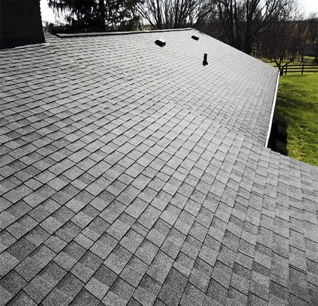 Superior Home Improvements: Winchester Roofing Project