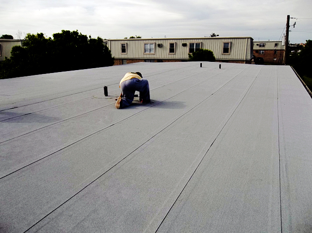 Superior Home Improvements  Commercial Roofing: Winchester, Ky.