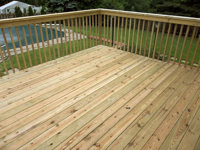 Superior Home Improvements  Deck Installation: Lexington, Ky.