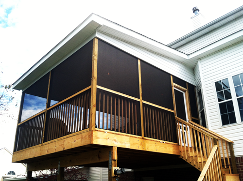 Superior Home Improvements Screened In Porch Amp Roof