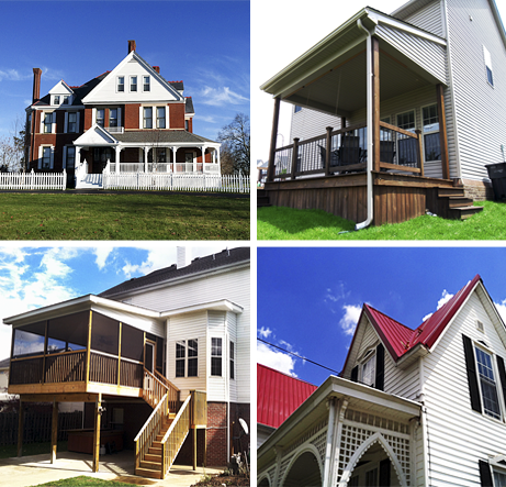 Roofing and Deck Installations: Winchester, Kentucky and Lexington, Kentucky