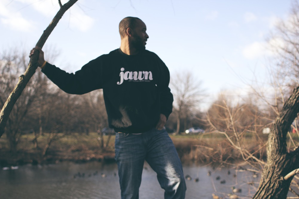 Crewneck Jawn by the Pond