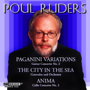 Poul Ruders Edition, Volume 3 - BRIDGE 9122