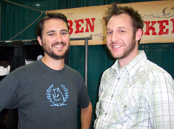 Prince of the Geekdom, Wil Wheaton