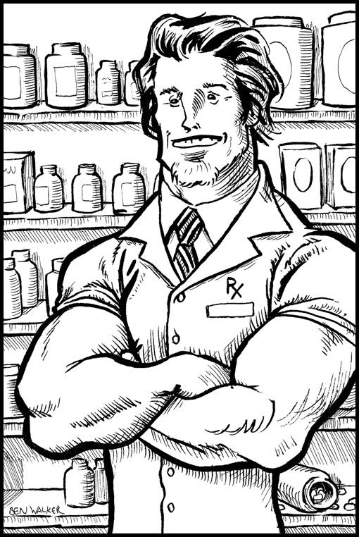 Power Pharmacist