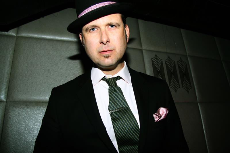 Guest DJ, Aaron Delachaux