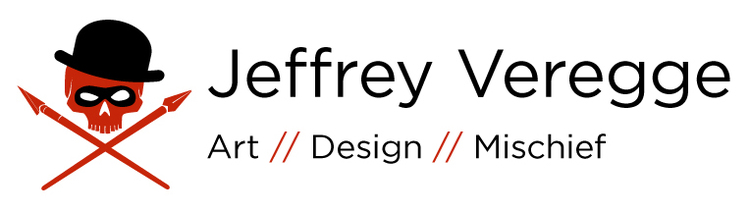 Jeffrey Veregge Art, Design and Mischief