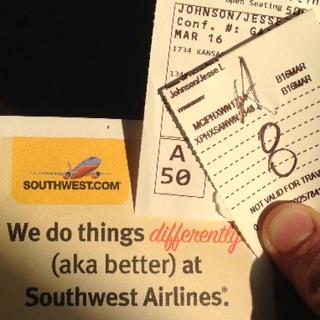 $40 later, I moved up 42 spots. Photo: JL Johnson