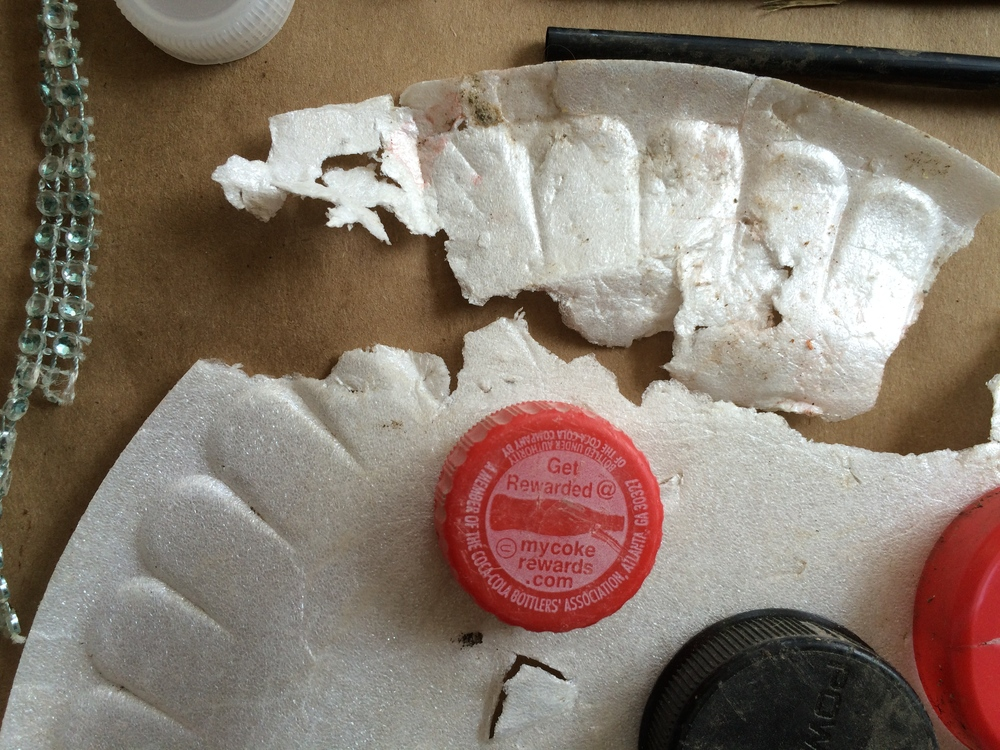 I shouldn't even have to type this, but we'd NEVER ever use or buy styrofoam again - how is it still a thing?!