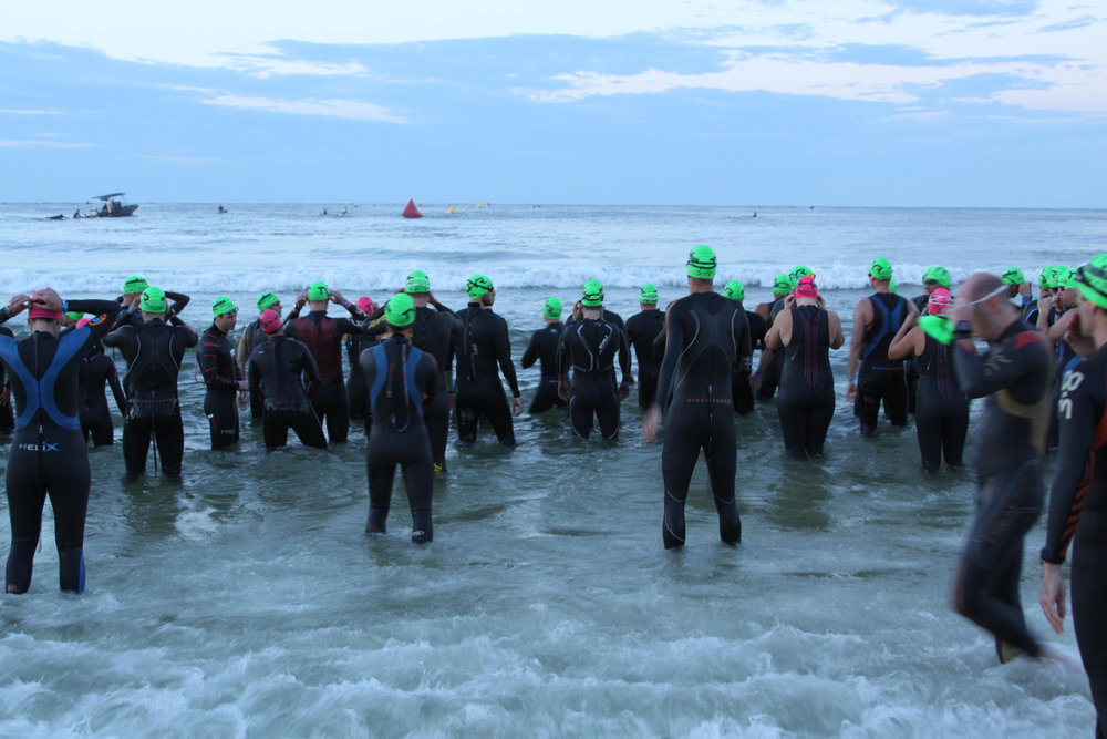 Triathlon - Do you want to compete in a triathlon but are unsure how to train for one? How do you bring together all 3 endeavors of the swim, bike, & run? What are the secrets of a fast transition? PG can show you how.