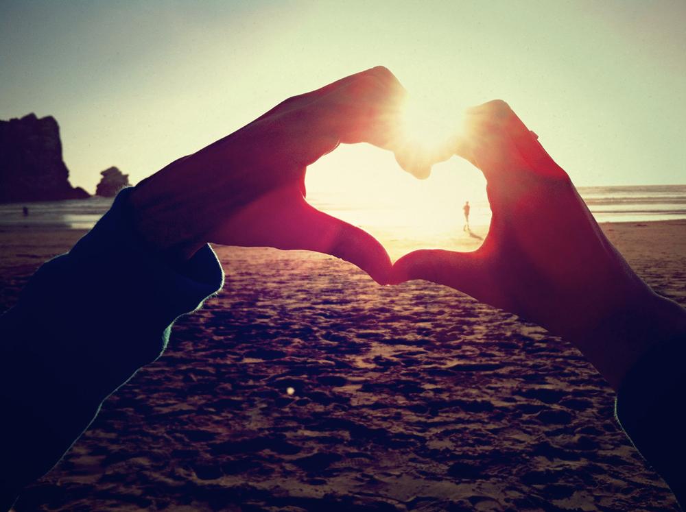 Følg dit hjerte ...