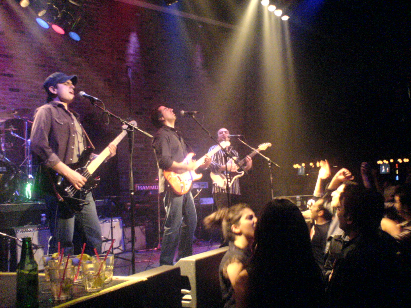 Kiosk Live in Vancouver; November 30, 2008