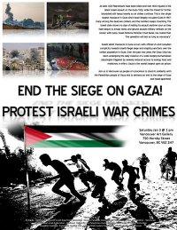 YVR_Gaza_ProtestPoster