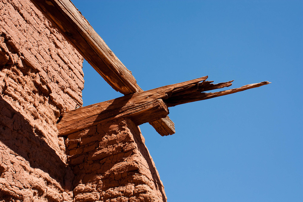 Broken Beam, Pecos, NM