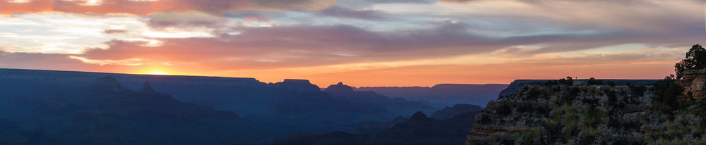 Dawn, Hopi Point, Grand Canyon