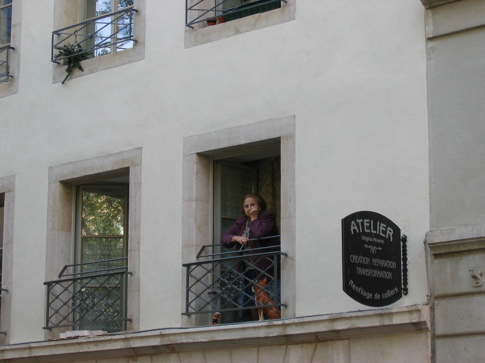 Woman, Geneva