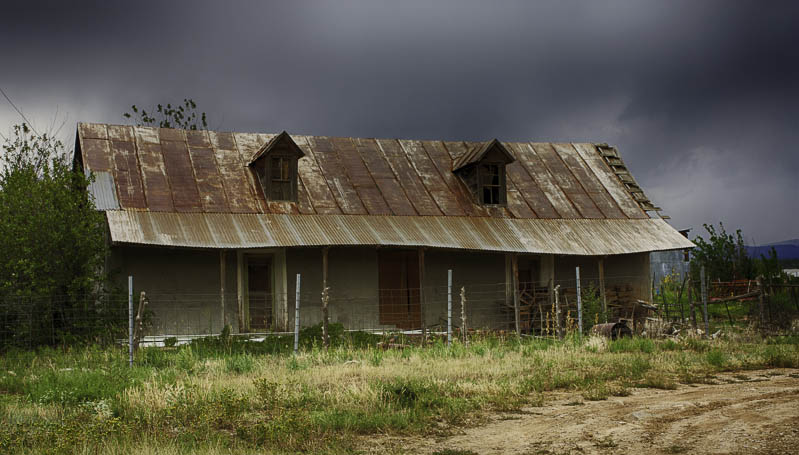 Barn 2, Llano, NM