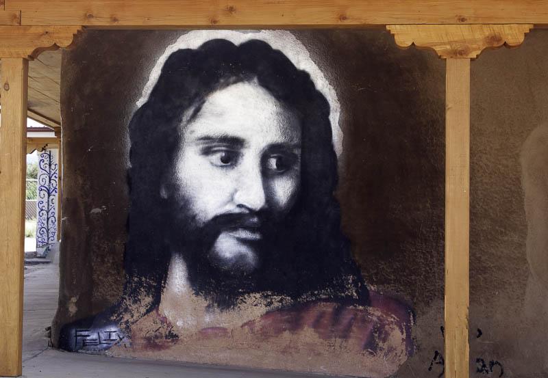 Jesus, Truchas, NM