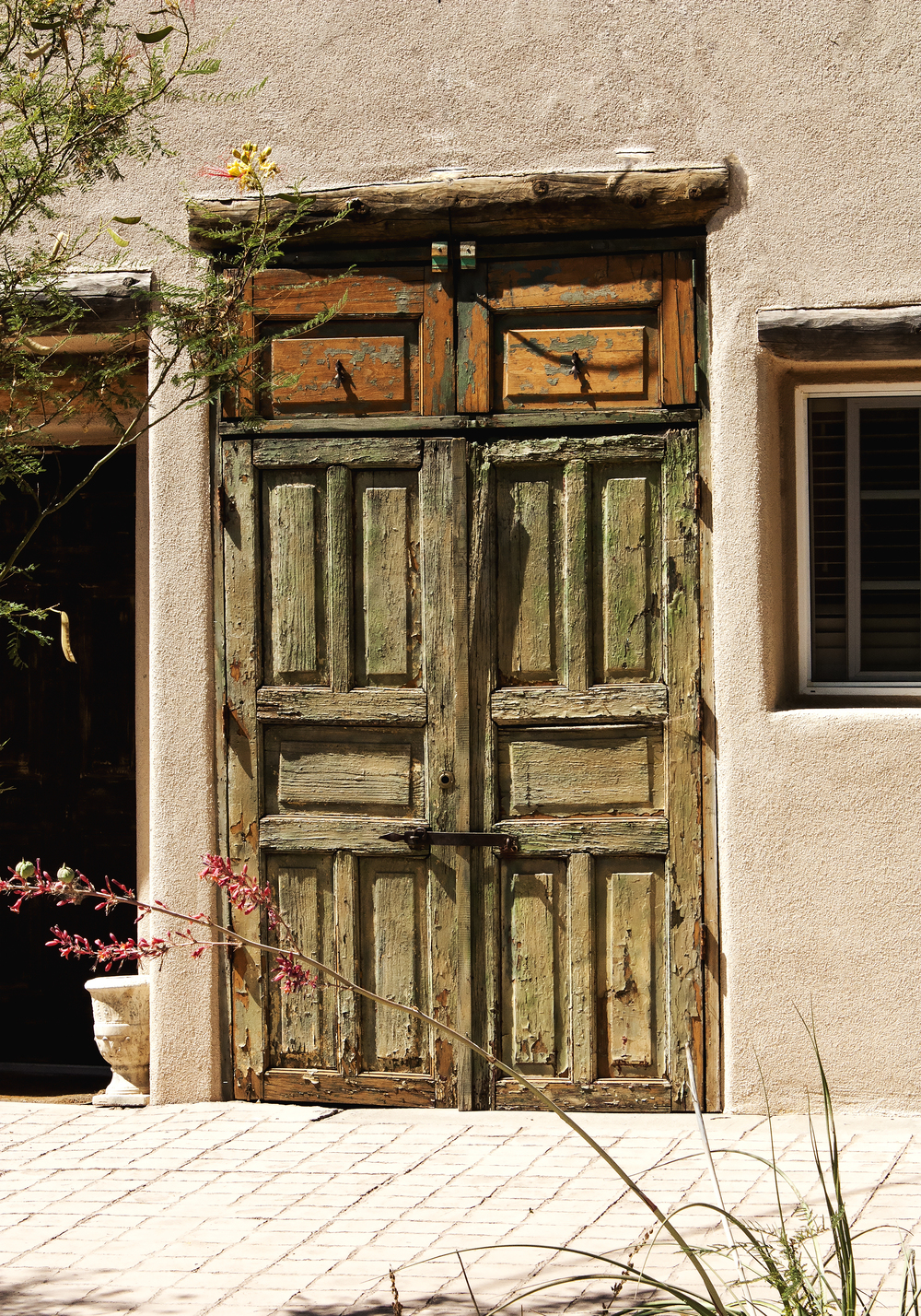 Door, Mesilla, NM