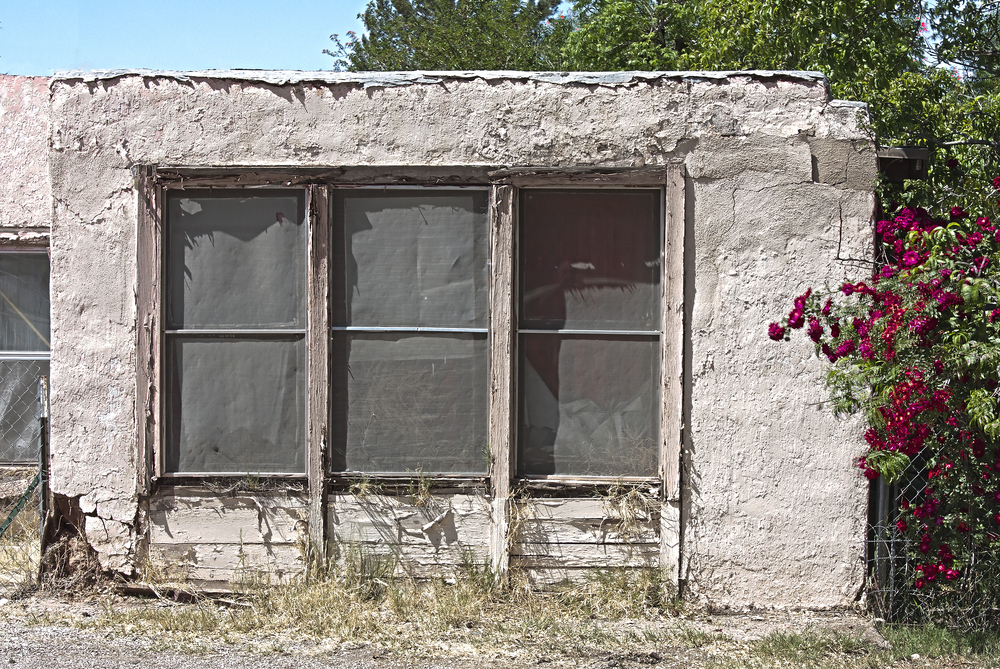 Ruin and Roses, Tularosa, NM