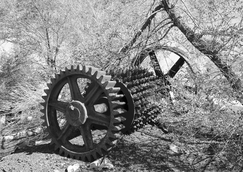 Machinery, Madrid, NM