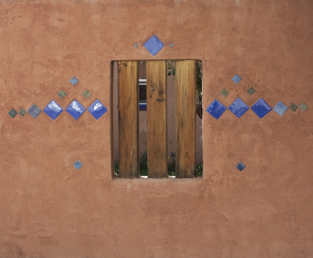 Adobe Wall, Silver City, NM