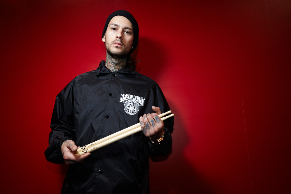 Mike Fuentes [Pierce The Veil]