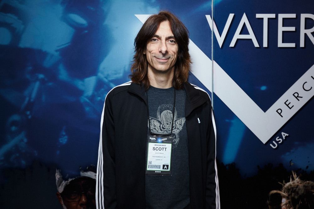 Scott Travis [Judas Priest]
