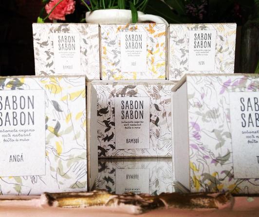 Sabonete Artesanal Sabon Sabon - R$35