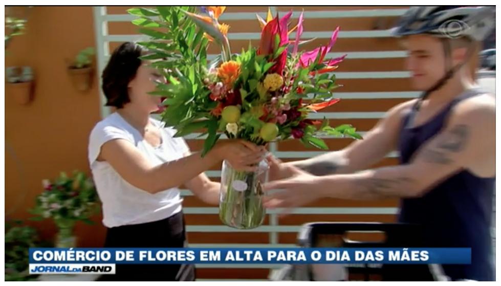 Jornal da Band - 08.05/2017